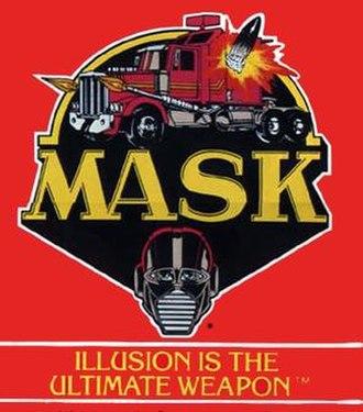 M.A.S.K. - Image: MASK Logo