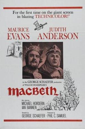 Macbeth (1960 American film)