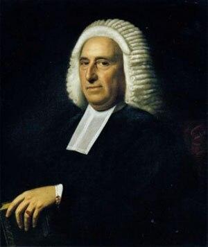 Mather Byles - Portrait of Byles by John Singleton Copley
