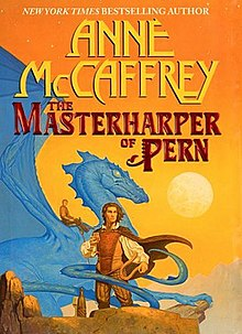 plot summary of anne mccafferys sf book dolphins of pern Anne mccaffrey anne  and sorrow that i accept the honor of addressing you now as we celebrate the life and mourn the passing of the queen of science fiction.
