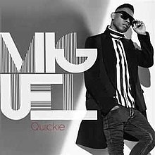Miguel — Quickie (studio acapella)