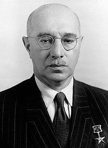 Mikhail Gurevich (aircraft designer) - Wikipedia