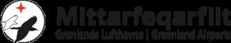 Greenland Airport Authority - Image: Mittarfeqarfiit logo