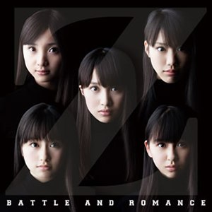 Battle and Romance - Image: Momoiro Clover Z Battle and Romance (Regular Edition, KICS 1678) cover