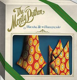 The Monty Python Matching Tie and Handkerchief - Image: Monty Python Matching Tie&Handkerchief Original