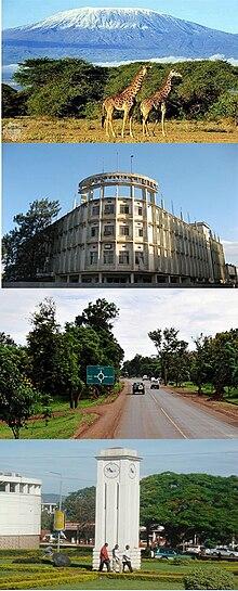Moshi, Tanzania - Wikipedia