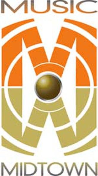 Music Midtown - 2005 Music Midtown logo