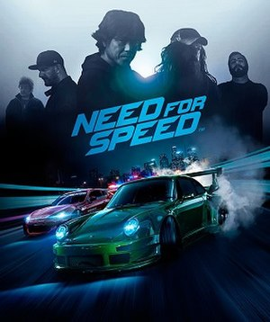 Need for Speed (2015 video game) - Image: Need for Speed 2015