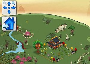 Neopets - A customisable Neohome.