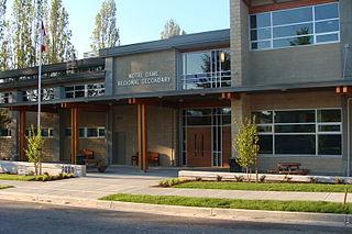 Notre Dame Regional Secondary School Independent school in Vancouver, British Columbia, Canada