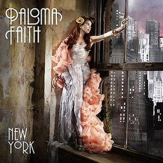 New York (Paloma Faith song) - Image: Newyorkcoverpfaith