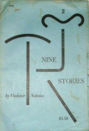 Nine Stories (Nabokov) - First edition
