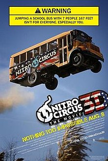 Nitro Circus: The Movie in 3D 2012 Full Length Movie