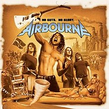airbourne no guts no glory
