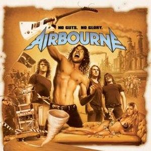 No Guts No Glory (Airbourne album) - Image: Nogutsnoglorycover