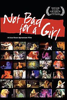 Not Bad for a Girl (DVD cover).jpg