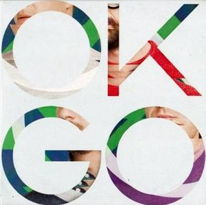 The Writing's on the Wall (OK Go song) - Image: OK Go The Writing's on the Wall cover art