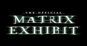 The Official Matrix Exhibit - Image: Official Matrix Exhibit Logo