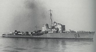 Operation Harpoon (1942) - Image: Oriani and her crew