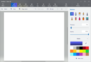 free download paint 3d for windows 7