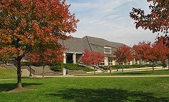 Park Tudor School - Park Tudor campus in the fall.