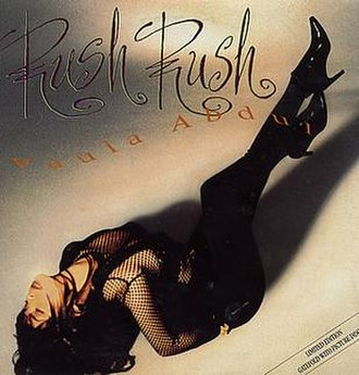 Paula Abdul - Rush Rush (studio acapella)
