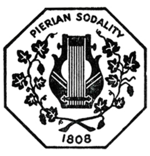 Harvard Radcliffe Orchestra - The logo of the Pierian Sodality of 1808