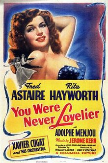 Poster - You Were Never Lovelier 01.jpg
