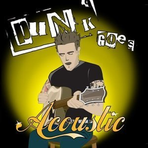 Punk Goes Acoustic - Image: Punk goes acoustic cover