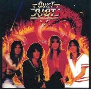Quiet Riot (1977 album) - Image: Quiet Riot 1977