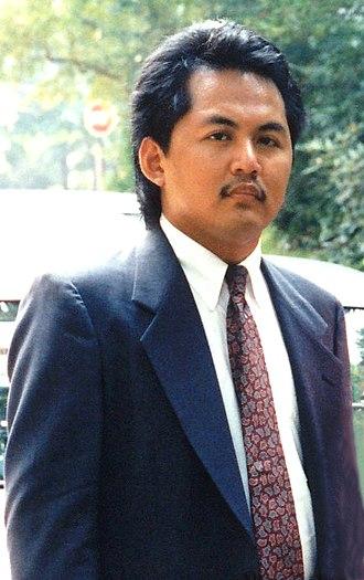 Rahadyan Sastrowardoyo - Image: R Sastrowardoyo 1991
