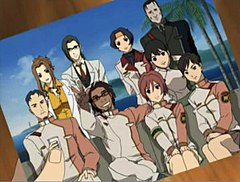 List of RahXephon characters - Wikipedia, the free encyclopedia