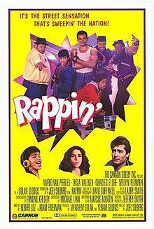 Rappin film poster.jpg