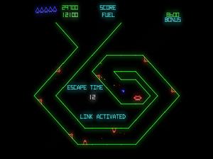 Gravitar - Screenshot of reactor.