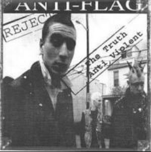 Reject (album) - Image: Reject AAA Anti Flag split
