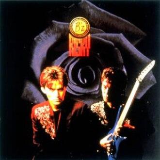 Risky (album) - Image: Risky (B'z album cover art)