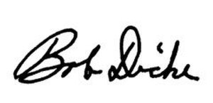 Robert H. Dicke - Image: Robert Henry Dicke autograph