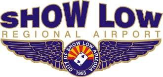 Show Low Regional Airport - Image: SOW logo