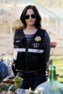 Sara Sidle Fictional character on American television series CSI: Crime Scene Investigation