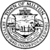 Official seal of Milton, Massachusetts