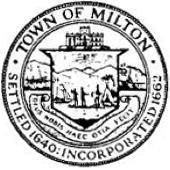 Official seal of Milton, Massachusetts