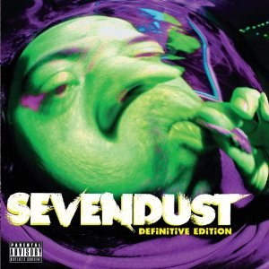 Sevendust (album) - Image: Sevendust Definitive Edition Cover