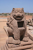 Shore temple lion.jpg