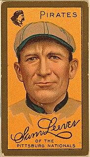 Sam Leever American baseball player