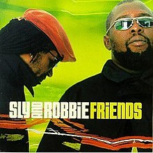Sly and Robbie, Friends album cover.jpg