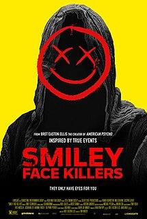 <i>Smiley Face Killers</i> (film) 2020 film directed by Tim Hunter