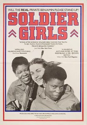 Soldier Girls - Film poster