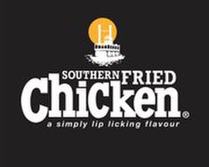 Southern Fried Chicken - Image: Southern Fried Chicken logo