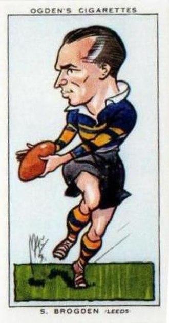 Stan Brogden - Image: Stan Brogden Leeds