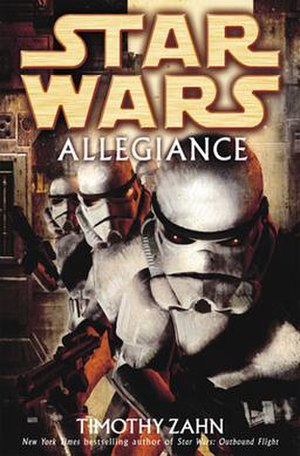 Allegiance (novel) - Image: Star Wars Allegiance